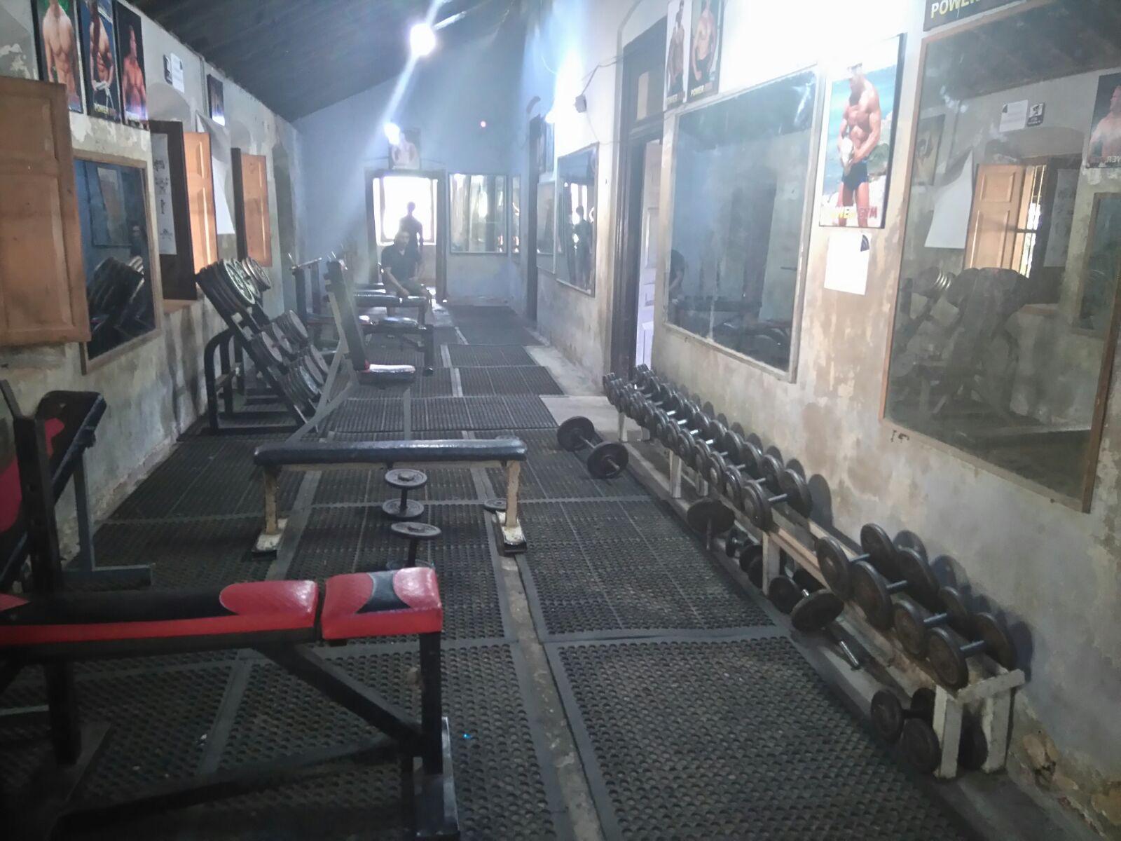 Sri lanka power gym jaffna gyms of the world