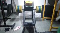 Human Energy Boxing and Fitness gym leg press